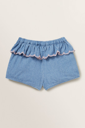 Seed Heritage Chambray Short
