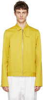 Rick Owens Yellow Brother Jacket
