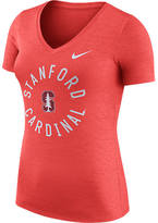 NIKE TEAM Women's Nike Stanford Cardinal College Dri-FIT Touch V-Neck T-Shirt