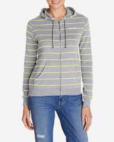 Eddie Bauer Women's Legend Wash Stripe Hoodie
