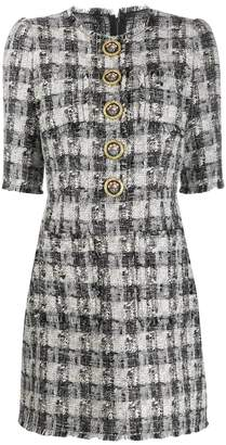 Dolce & Gabbana tweed short dress
