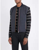 Paul Smith Contrast-piping Quilted Gilet