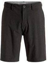 "Quiksilver Mens Solid Amphibian 21"" - Shorts Amphibian Shorts"