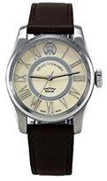 Revue Thommen Women's 104.01.01 Millennium Classic Analog Display Swiss Automatic Brown Watch
