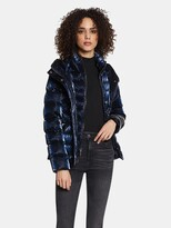 Thumbnail for your product : Dawn Levy Kimmy Liquid Midweight Puffer
