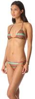 Vix Swimwear Sahara Triangle Bikini Top