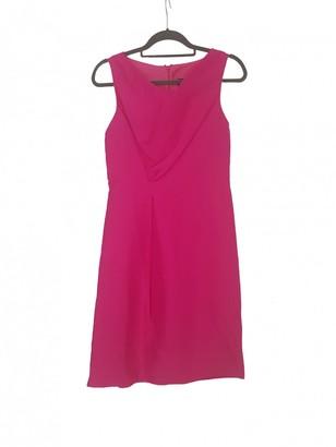 Martin Grant Pink Silk Dress for Women