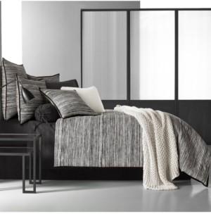 OscarOliver Flen Cotton Black California King Comforter Bedding