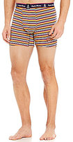 Psycho Bunny Knit Striped Boxer Briefs
