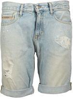 Calvin Klein Jeans Distressed Shorts