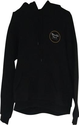 Brixton Black Cotton Knitwear & Sweatshirts