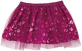Gymboree Pink Leopard-Print Tutu Skirt - Infant, Toddler & Girls