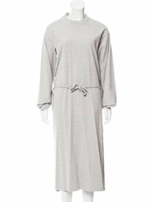 Vetements Layered T-Shirt Dress w/ Tags Grey