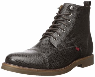 Marc Joseph New York Men's Genuine Leather Luxury Laceup Lug Boot