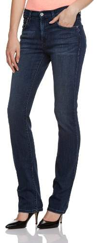 James Jeans Women's Hunter Straight Jeans, Blue ()