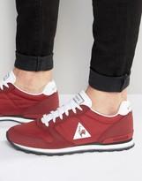 Le Coq Sportif Sigma Classic Sneakers In Red 1620191