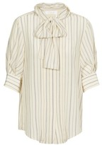 Chloé Blouse with balloon sleeves