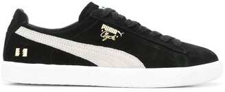 Puma x The Hundreds Clyde low-top sneakers