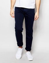 United Colors Of Benetton 5 Pocket Trousers In Slim Fit