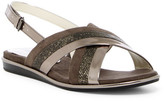 Anne Klein Galea Crisscross Sandal