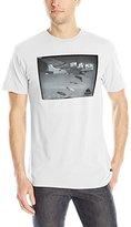 Quiksilver Men's Drop Boards T-Shirt