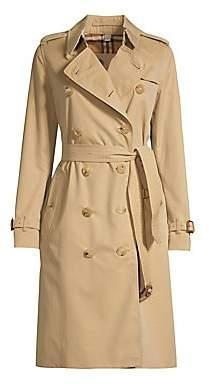 Burberry Women's Kensington Trench Coat