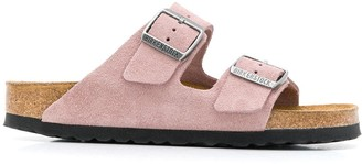 Birkenstock Suede Leather Sandals