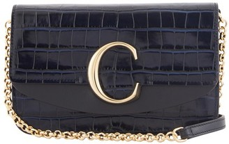 Chloé C crossbody bag