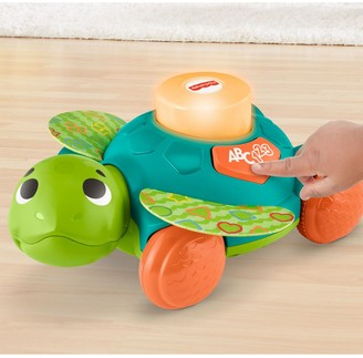 Fisher-Price Linkimals Sit-to-Crawl Sea Turtle