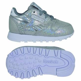 Reebok Girls' Classic Leather Gymnastics Shoes