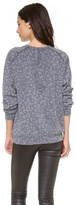 Balmain Pierre 3/4 Sleeve Sweatshirt
