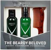 Men Rock The Beardy Beloved Beard Care Starter Kit - Sicilian Lime (Worth 30.95)