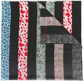 Sonia Rykiel printed wool scarf