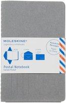 Moleskine Messages Postal Soft Cover Pocket Notebook - Grey