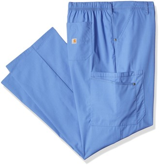 Carhartt Big Rockwall Big & Tall Men's Cargo Scrub Pant
