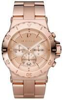 Michael Kors MK5314 Quartz Rose Gold Round Dial Rosegold Band Womens Watch