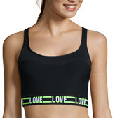 City Streets Banded Sports Bra - Juniors
