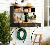 Pottery Barn Wall Mount Potting Station