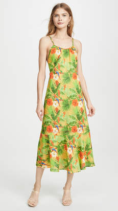 Kos Resort Tropical Dress