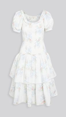 LoveShackFancy Keaton Dress