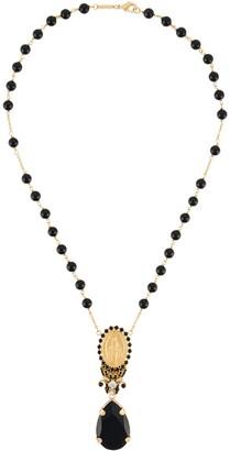 Dolce & Gabbana Votive pendant necklace