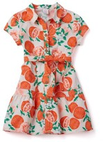 Wonder Nation Girls 4-18 & Plus Woven Button Down Dress with Pockets