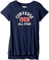 Converse 1908 All Star Knit Tunic Girl's T Shirt