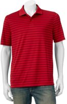 Croft & Barrow Men's Classic-Fit Striped Performance Polo
