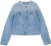 Please Denim outerwear - Item 42595530