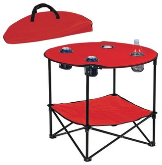 "Preferred Nation 28"" Circular Folding Table"