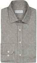 Etro Paisley Print Regular-fit Cotton Shirt
