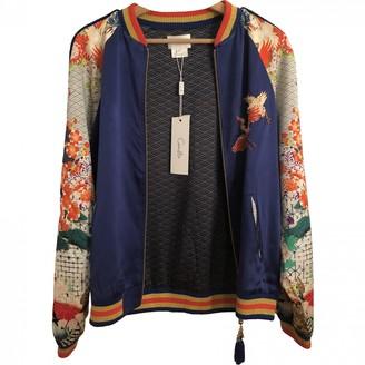 Camilla Silk Jacket for Women