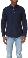 Gitman Brothers Quilted Popover Shirt