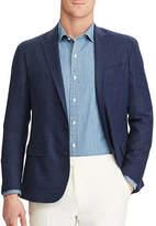 Polo Ralph Lauren Morgan-Fit Textured Blazer